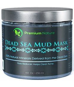Masque de boue de mer Morte -8 oz