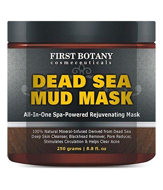 Masque 100% de boue de mer mort 8.8oz