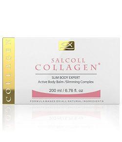Salcoll Collagen,Crème après accouchement.