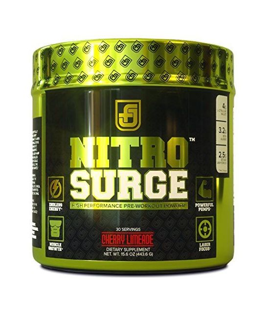 Jacked Factory Nitrosurge, 30 portions, (8,5 oz)