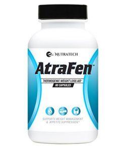 Nutratech Atrafen-pilules minceur-