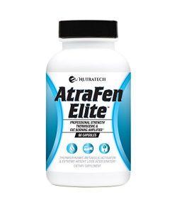 Atrafen Elite -pilules de régime et thermogéniques-