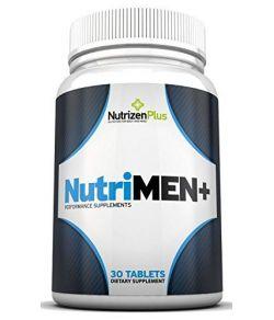 NutriMEN+, Supplément masculin avec de la DHEA 50mg.