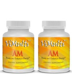 Pack de deux suppléments VIMULTI DHEA 50mg.