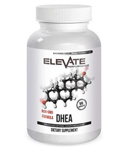 Elevate Performance, Supplément DHEA 50mg.