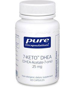 7-KETO DHEA 25 mg - Supplément -
