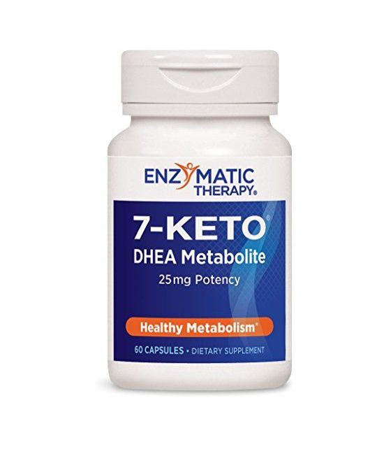 Thérapie enzymatique 7-KETO, 60 capsules.