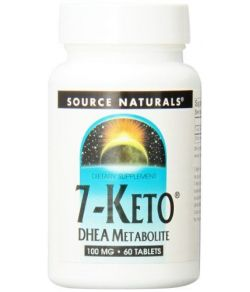 Source Naturals 7-Keto DHEA Metabolite 100mg