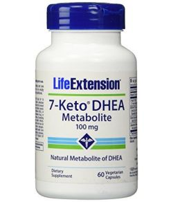 Life Extension 7-Keto Dhea 100 mg .