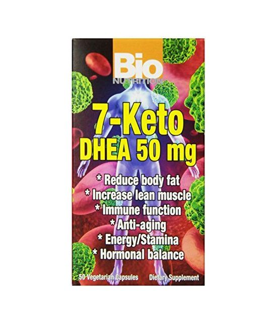 Bio Nutrition 7-keto Dhea.