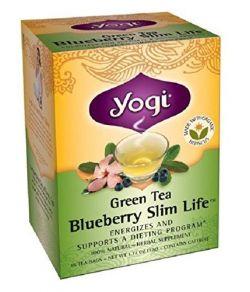Thé vert minceur, Yogi Slim Life.