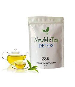 NewMeTea – 28 sachets de thé Detox-
