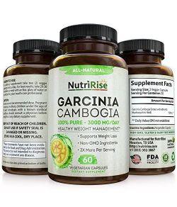Extrait 100% pur de Garcinia Cambogia avec HCA.