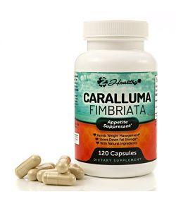 Supplément de perte de poids Caralluma Fimbriata