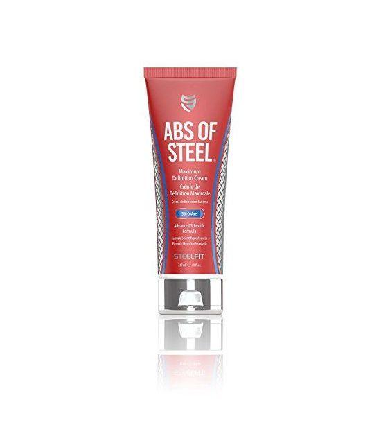 Crème amincissante Abs of Steel avec 5% de coaxel.