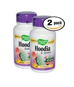 Pack de 2 Supplément alimentaire Hoodia Gordonii