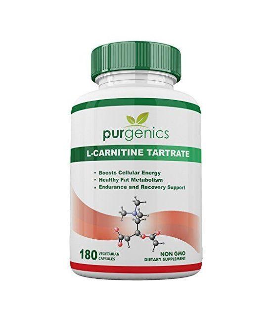 L-Carnitine Tartrate 1000mg.