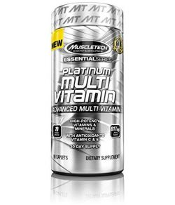 MuscleTech Multivitamines, 90capsules