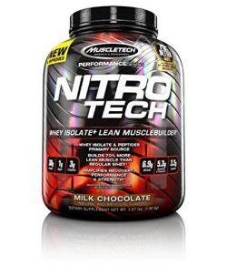 MuscleTech Whey Protéine, 1.80kg.