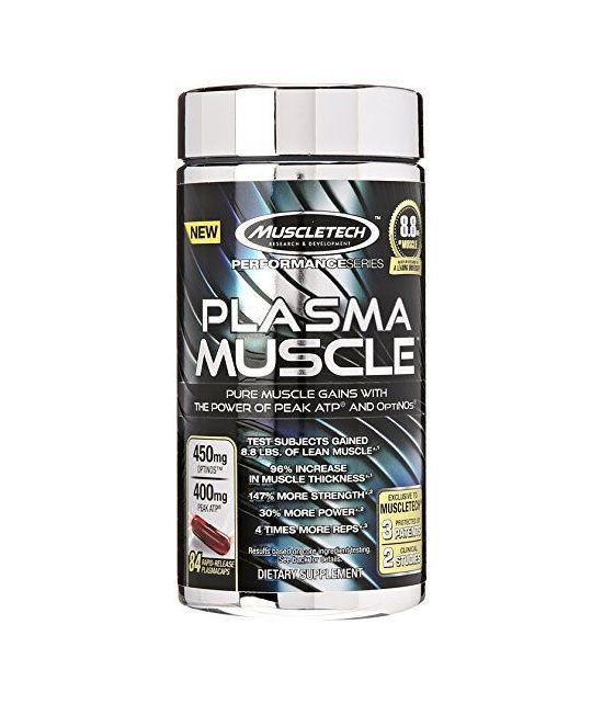 MuscleTech Plasma Muscle, Supplément Pré-entrainement.