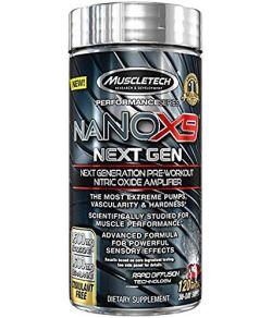 Nanox9 Next Gener, supplément pré-entrainement.