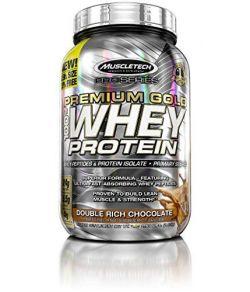 MuscleTech Premium Gold 100% Protéine Whey.