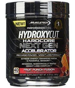 Hydroxycut Hardcore Next Gen, perte de poids.