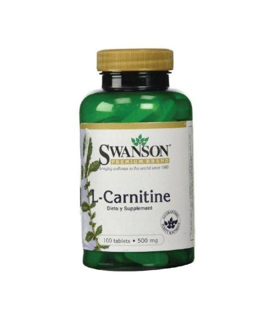L-Carnitine 500mg