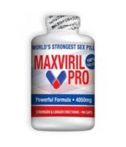 MAXVIRIL PRO 2 BOITES + 1 GRATUITE