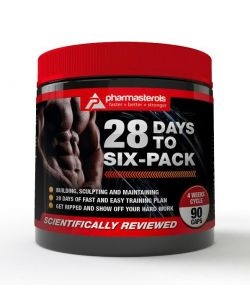 28 DAYS FOR 6 PACK 90 CAPS