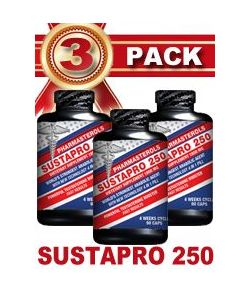SUSTAPRO 250 , 90 CAPSULES 3 BOITES