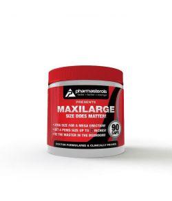 MAXILARGE 90 CAPS SEX REVOLUTION