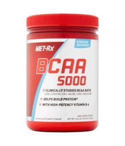 MET-Rx BCAA 5000 Unflavored Complément alimentaire en poudre 1058 oz