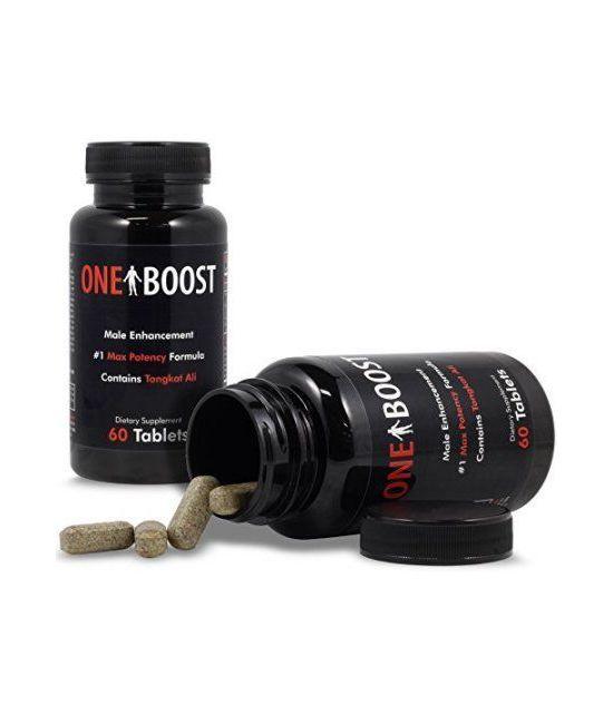 Testoster ONE BOOST er pour les hommes et Male Enhancement Pills Libido w - Energie - actif ingrédient ONE BOOST Cliniquement p