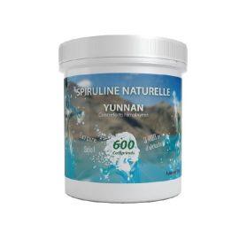 SPIRULINE NATURELLE 600 capsules - spiruline sport