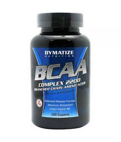 DYMATIZE BCAA Complex 2200 200 CT