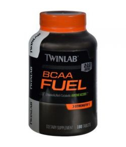 Twinlab BCAA comprimés carburant 180ct