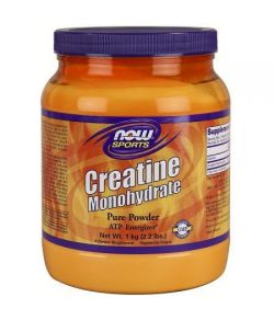 NOW Foods Créatine poudre pure 2.2 Pound