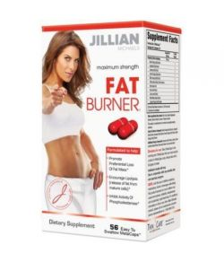 Jillian Michaels Force maximale Fat Burner 56 metacaps (pack de 3)