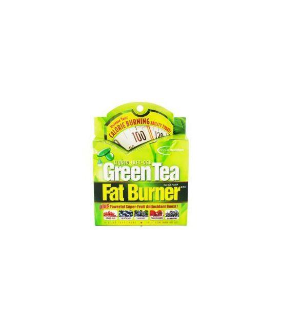 Nutrition appliquée thé vert brûleur de graisse 30 Ct