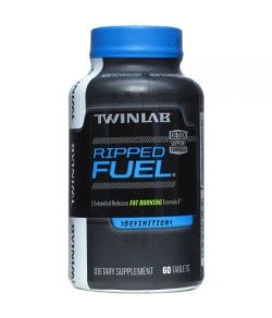 Twinlab Ripped Fat Burner carburant Detox 60 CT