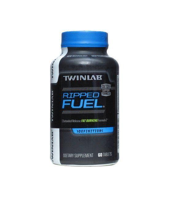 Twinlab Ripped Fat Burner carburant Detox 60 CT