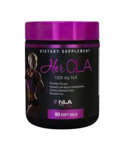NLA For Her Sa CLA 1200 mg - 60 gélules