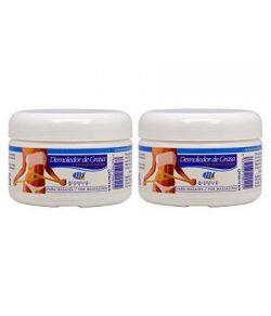 Demoledor De Grasa Fat Burner Crème pour Masser 8 oz « Paquet de 2 »