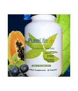 Pure Life Plus Système de perte de poids (60 capsules)