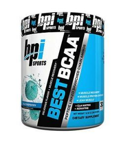 BPI Sports Meilleur BCAA Blue Raspberry 1058 Oz