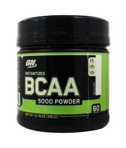 OPTIMUM NUTRITION - BCAA en poudre 60 Portions 5000 mg sans saveur. - 345 grammes