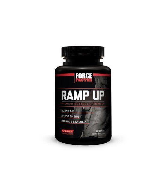 Force Factor Ramp Up brûleur de graisse 60 Ct