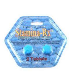 Stamina Rx pour hommes 12 x 2 c caps