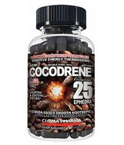 Cocodrene 25 Ephedra